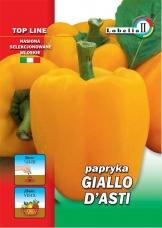 Papryka GIALLO D'ASTI