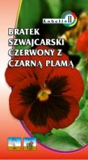 Bratek Szwajcarski Czerwony z Czarną Plamą