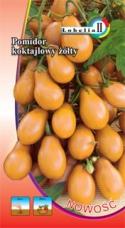 Pomidor Koktajlowy Żółty